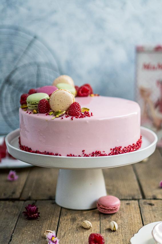 himbeer-pistazienmousse-torte-011